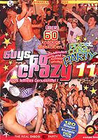 Guys Go Crazy 11  Popp Corn Party
