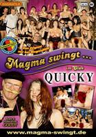 Magma swingt im Club Quicky