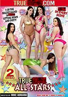 True Anal All Stars 2 Disc Set