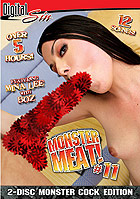 Monster Meat 11  2 Disc Monster Cock Edition
