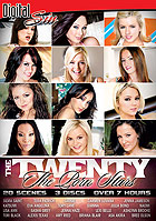 "The Twenty ""The Porn Stars""  3 Disc Set"