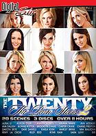 "The Twenty ""The Porn Stars 2""  3 Disc Set"