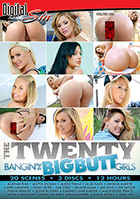The Twenty Bangin The Big Butt Girls  3 Disc Set