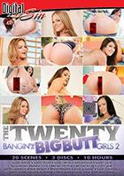 The Twenty Bangin The Big Butt Girls 2  3 Disc Set