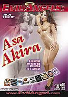 Evil Angels Asa Akira  Special 2 Disc Set