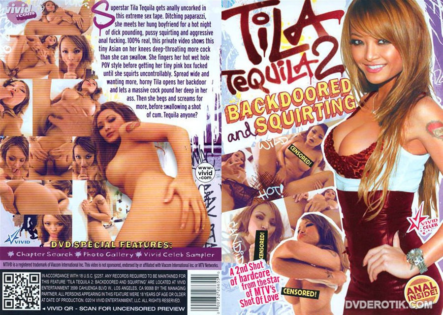 Tequila backdoored and squirting tila Tila Tequila