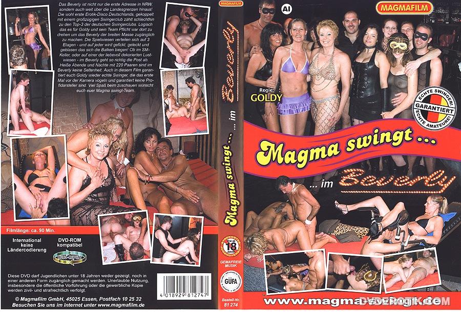 Magma swingt