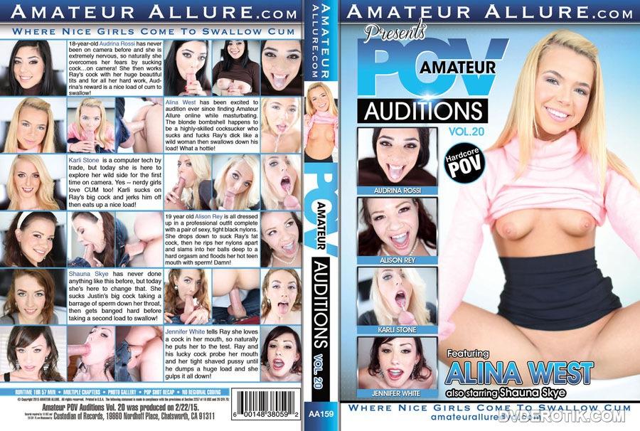 Amateur Allure Teen Pov