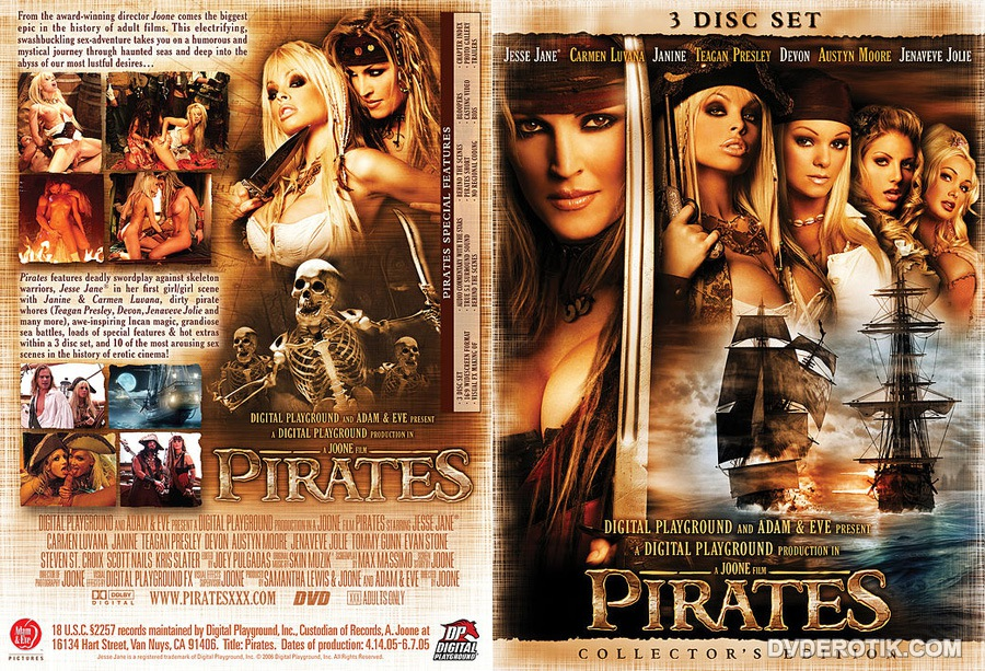Digital playground pirates