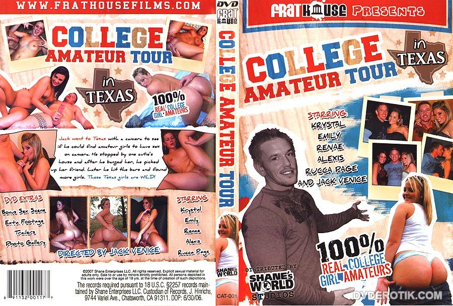 Shane S World College Amateur Tour