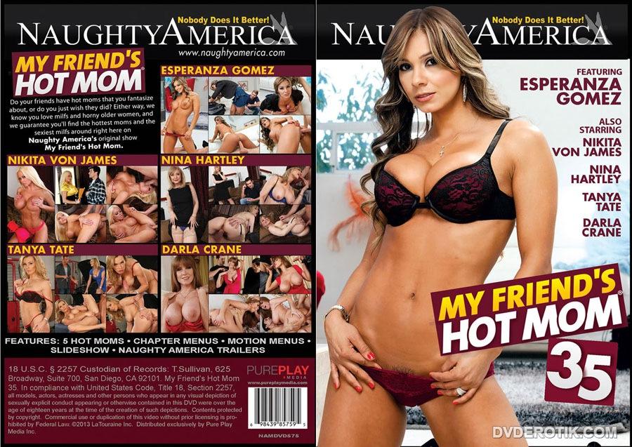 Myfriends hot mom esprensa My Friends Hot Mom 35 Dvd By Naughty America
