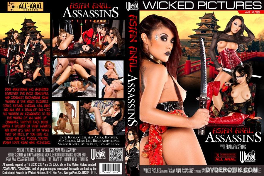 Asian Anal Assassin