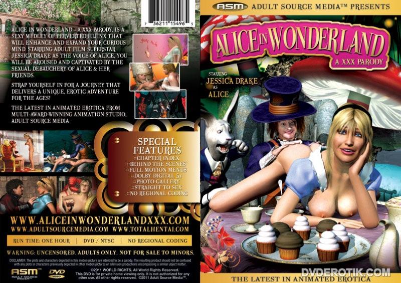 Alice In Wonderland Xxx Version