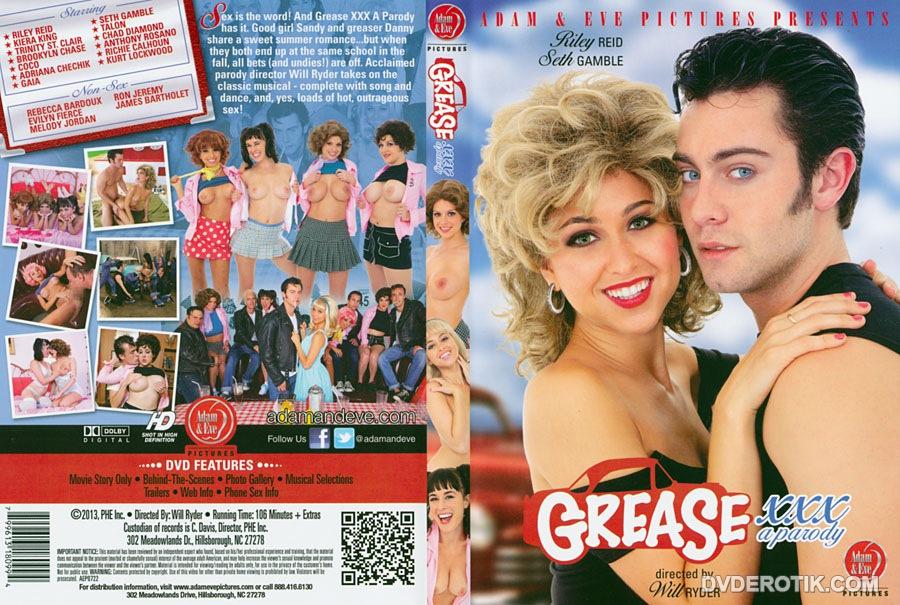 Porn Grease